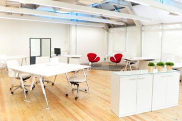 Open space concept návrhy kanceláří jaroŠ design